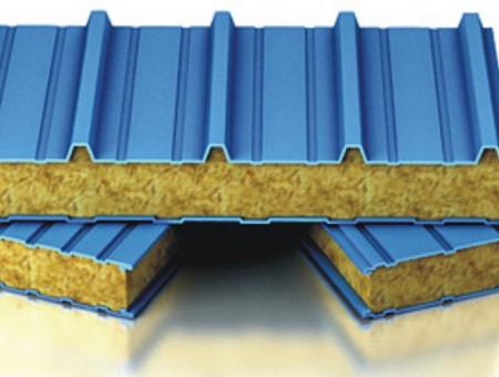 Стеновые сэндвич-панели: конструкция, особенности и область применения